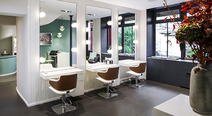Salon de coiffure Secret de Cour Madeleine Paris